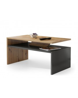 PRIMA dub artisan / antracit, konferenčný stolík